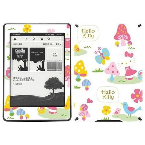 Hello Kitty Amazon Kindle Paperwhite 2 skin decal | console