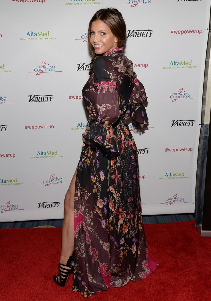 Charisma Carpenter à la puissance de AltaMed nous sont le futur Gala à Beverly Hills - HD Photo