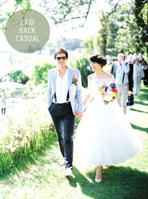 Casual Groom Style Wedding Pinterest
