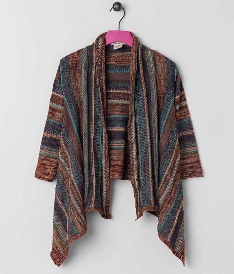 Billabong Girls Listen Up Cardigan Sweater