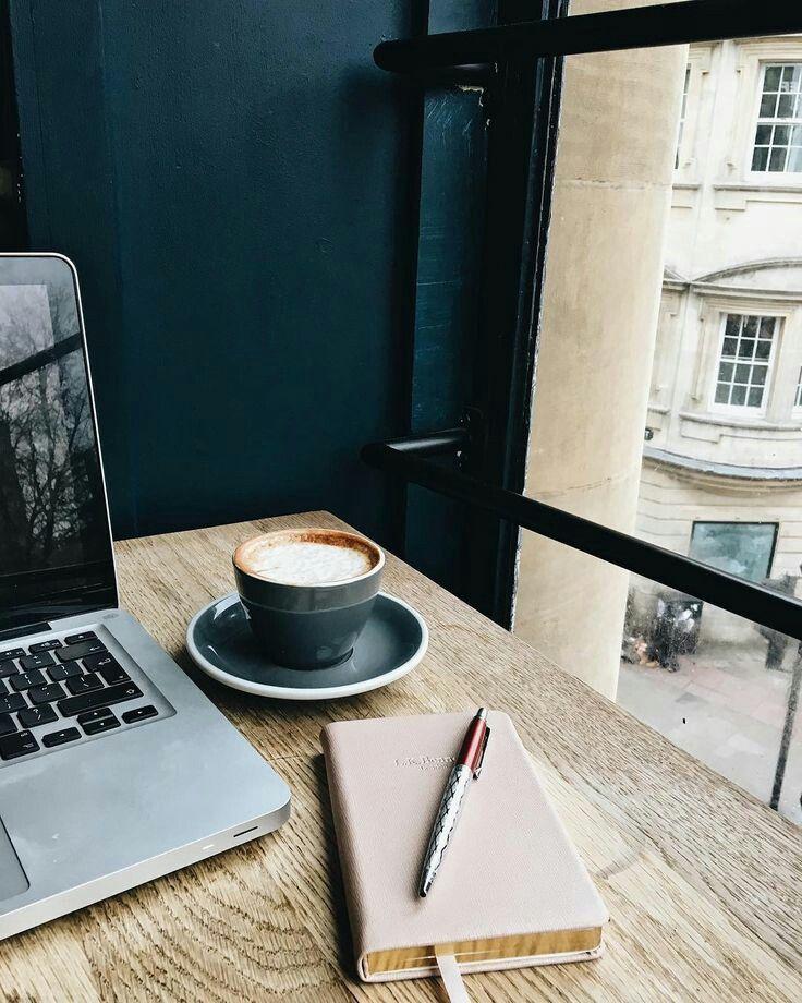 интересны красивая картинка ноутбук и кофе экономичный вариант построить