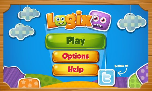 Game Logix by Sabrina Torchiana, via Behance