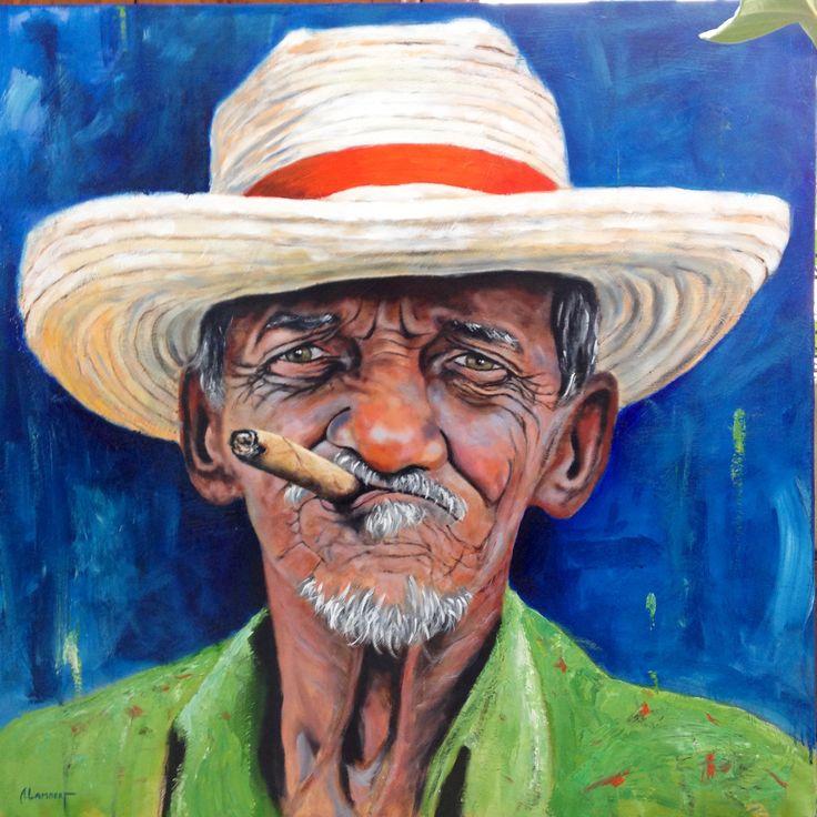 17 meilleures images propos de les fumeurs de havane sur pinterest peintures - Se connecter a pinterest ...
