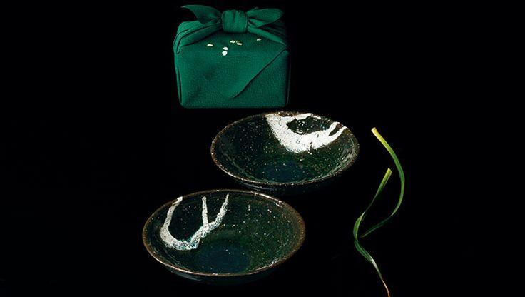 きらら坂 緑の森 ペア鉢