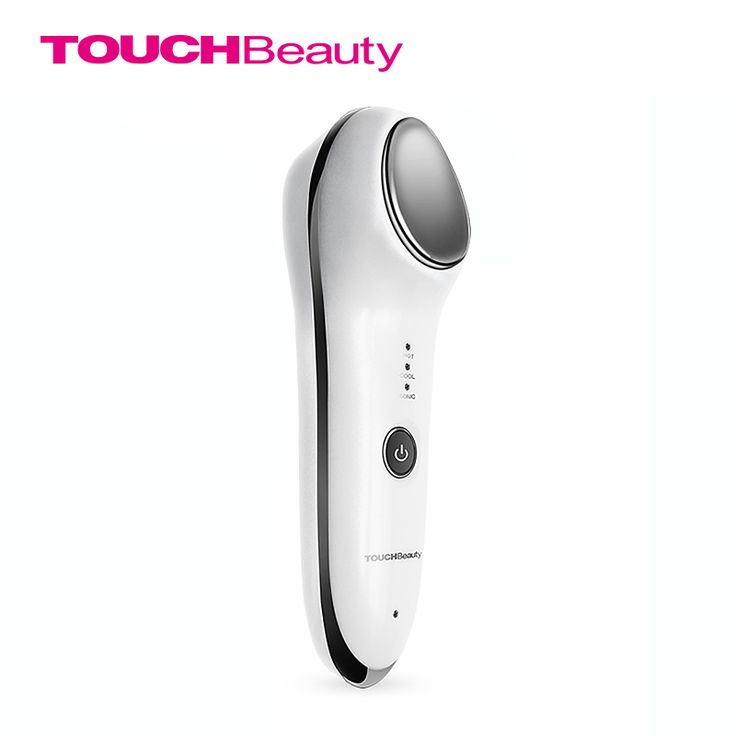 TOUCHBeauty Skin Device, Hot &Cool Skin Rejuvenation Beauty Instrument with Sonic Vibration TB-1389