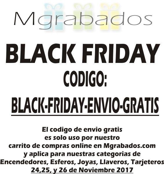 BLACK FRIDAY Codigo BLACK-FRIDAY-ENVIO-GRATIS http://Mgrabados.com  #Mgrabados #Bogota #Colombia #BlackFriday #Viernes #Regalos #Detalles