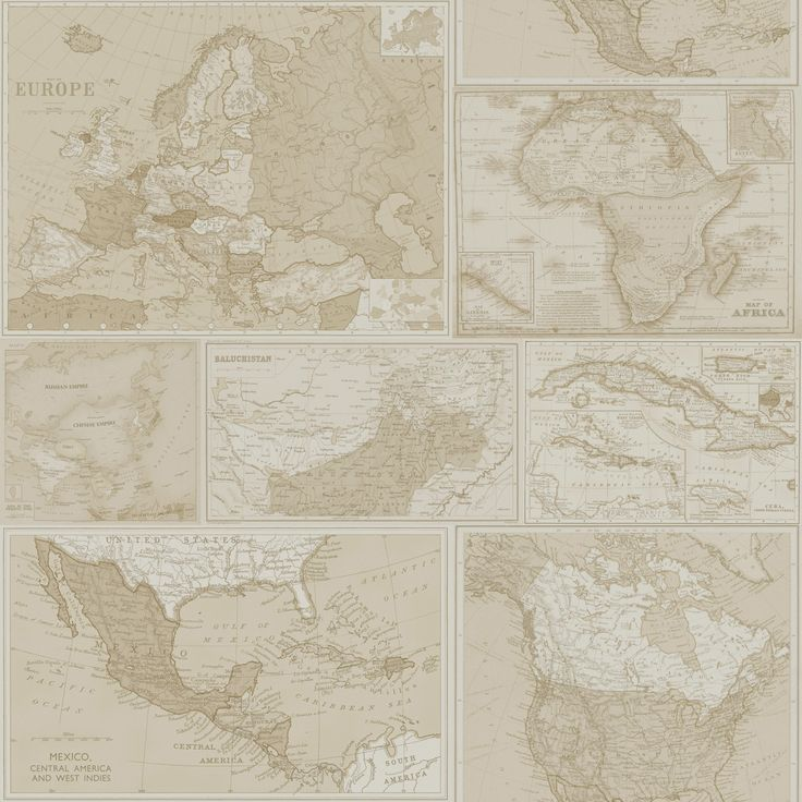 626 best maps images on pinterest maps vintage maps and vintage globetrotter neutral wallpaper by albany gumiabroncs Choice Image