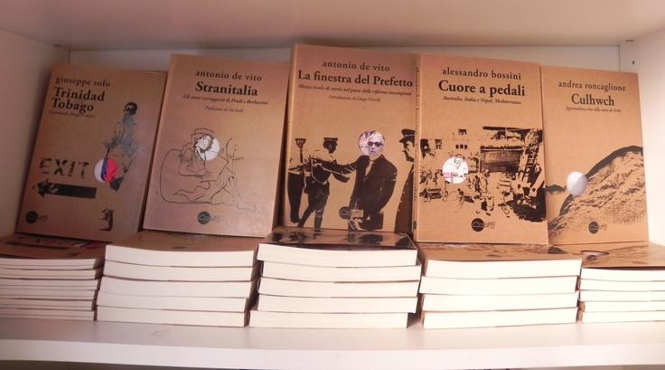 Miraggi per tutti i gusti al caffè libreria Luna's Torta di Torino.