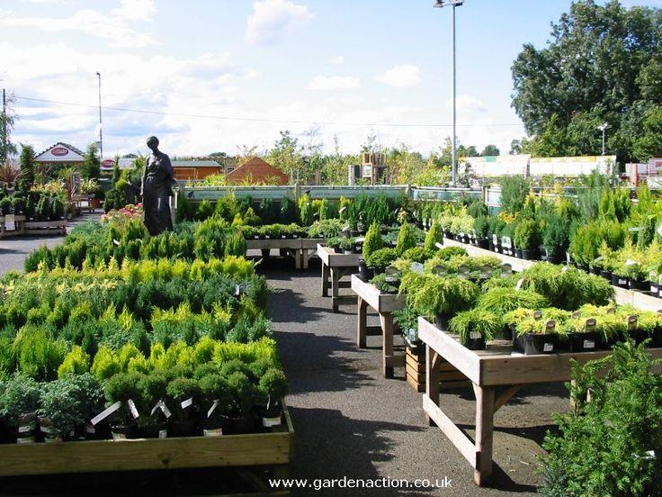 garden center displays - Google Search                                                                                                                                                                                 More