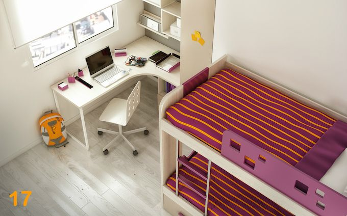 sillas silla oficina juvenil dormitorio escritorio hogar camas-marineras-varones