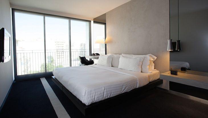 Como procurar onde dormir - Quarto DoubleTree by Hilton Lisbon Fontana Park