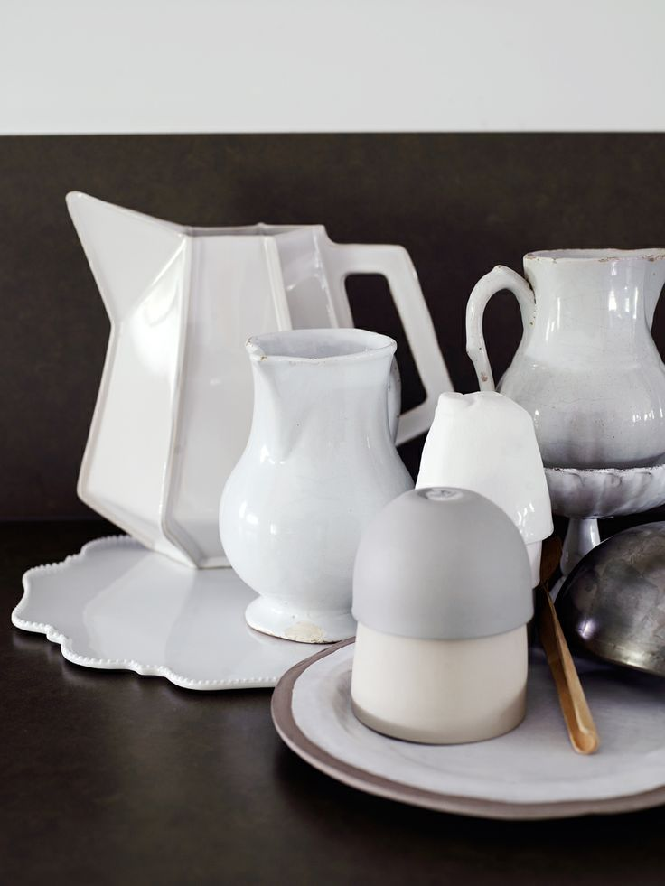 Piet Boon Styling by Karin Meyn | Mix your favorite ceramics