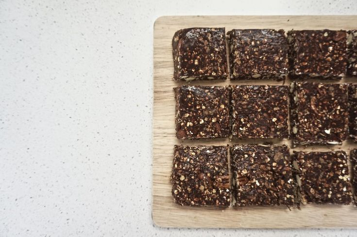 Guilt free Chocolate Flapjacks