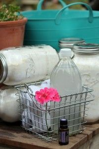How To Make 3 Lavender Laundry Essentials