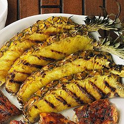Grilled Pineapple: Diabetes Forecast®