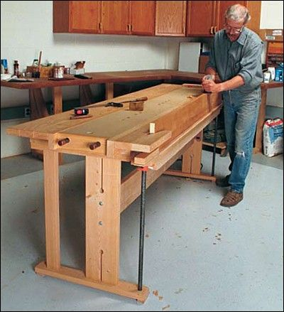 Best Workbenches Images On Pinterest Woodwork Work Benches