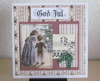 Ruth's lille blog: 3 mdr. til jul