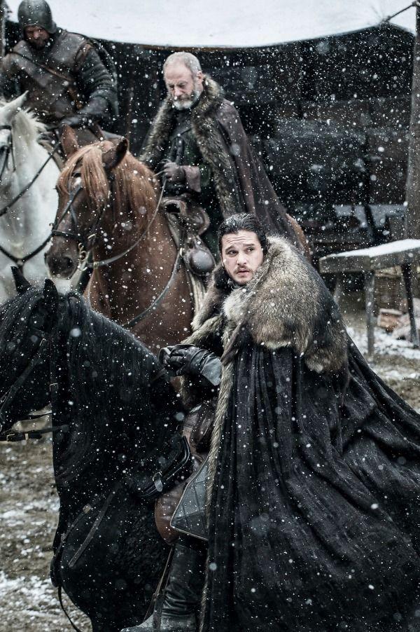 O site DNA India acaba de publicar uma série de novas imagens promocionais da sétima temporada de Game of Thrones. As imagens mostram Sam (John...