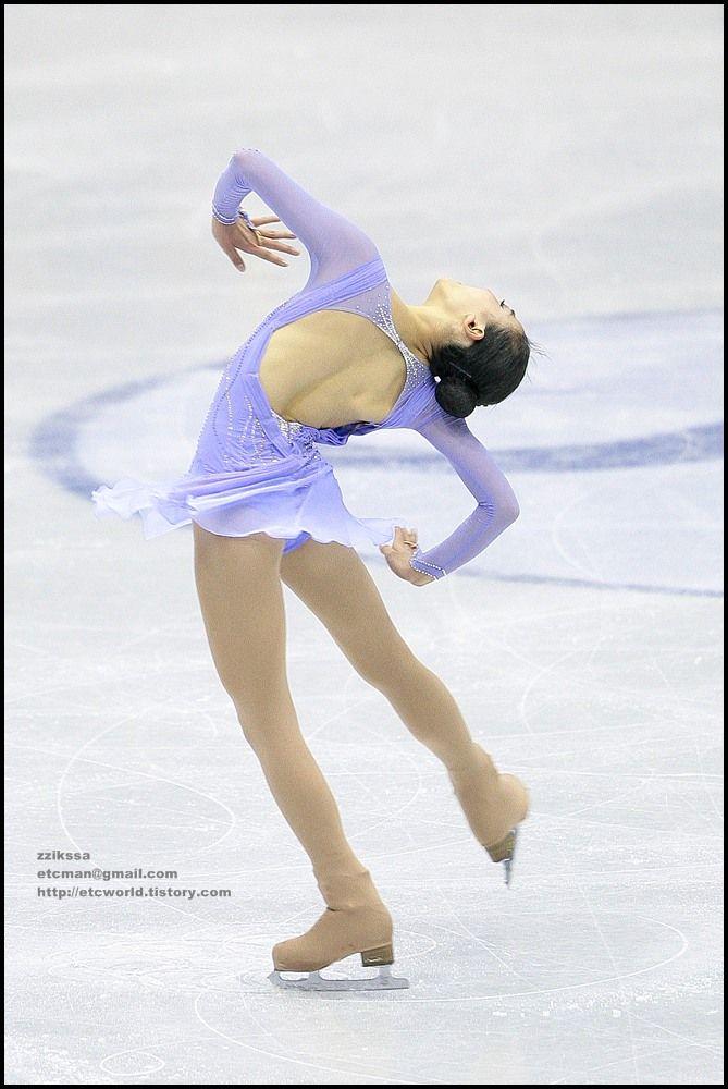 Mao ASADA (浅田 真央) - Grand Prix of Figure Skating Final Short Program :: 피겨스케이팅+아이스하키+레고+…