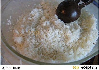 Rýže dušená v troubě recept - TopRecepty.cz
