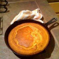 2 Weight Watchers points Cornbread Recipe via @SparkPeople
