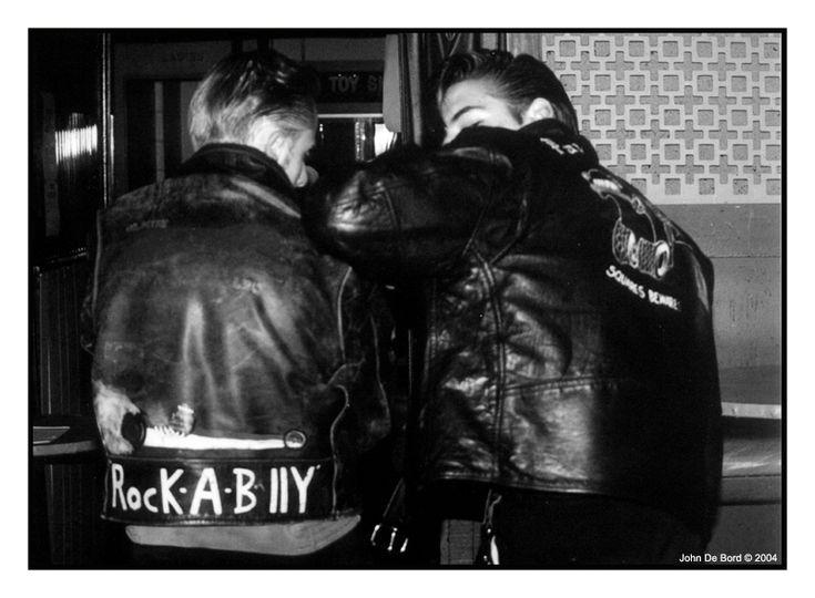 Rockabilly Greasers