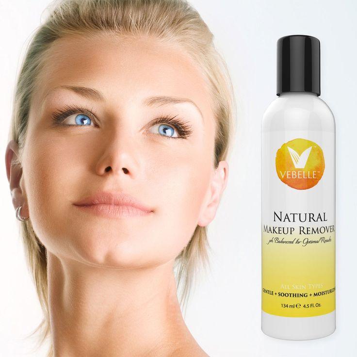 Natural Makeup Remover - 3.4 fl oz | Natural makeup ...