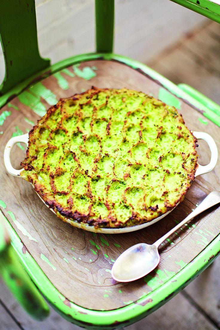 Sweet Pea Fish Pie - The Happy Foodie