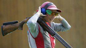 Ayant participé aux Jeux olympiques à trois reprises, Cynthia Meyer a obtenu son meilleur résultat en 2000 à Sydney en...