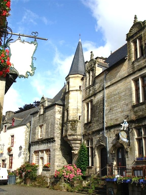 old homes in france | Old stone house for sale in France, Brittany, Morbihan N° BR091
