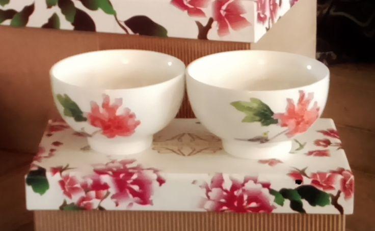 Tasses à thé Darcy Teapot.