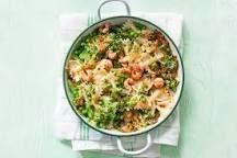 Afbeeldingsresultaat voor spaghetti met amandelpesto ah