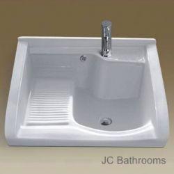 Ceramic Laundry Tub Sink -CSL700