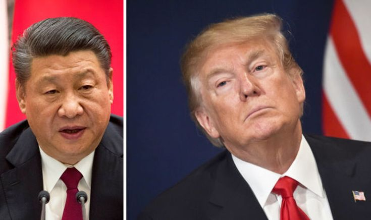 Donald Trump could stop China SPYING on the US with ultra-fast 5G network construction   World   News