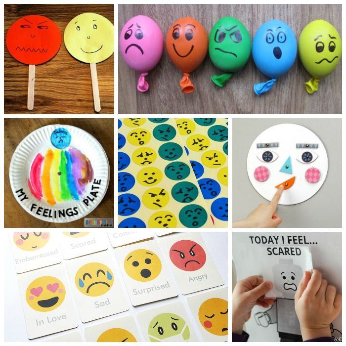 1000 Ideas About Teaching Emotions On Pinterest