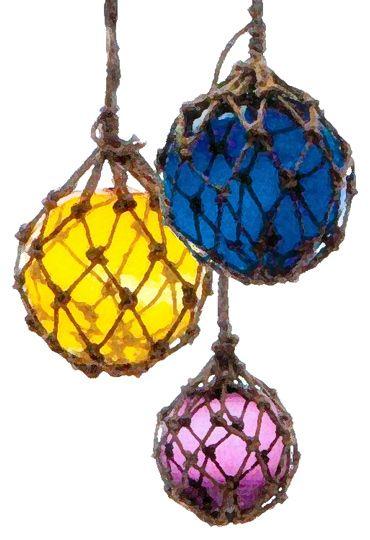OCEANIC ARTS Catalog - Glass Float Lights, Glass Float Decor, & Accessories