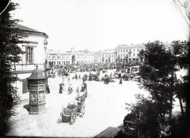 Zdjęcie numer 1 w galerii - Secesyjne kioski Kiebabczego staną w centrum Kielc. Odtworzy je Kolporter