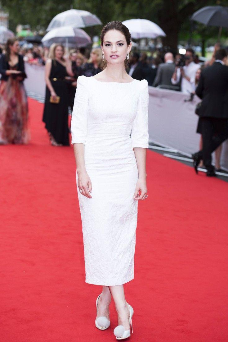 Платья от Ульяны Сергеенко носят даже беременные звезды : Роуз Бирн / фото 2
