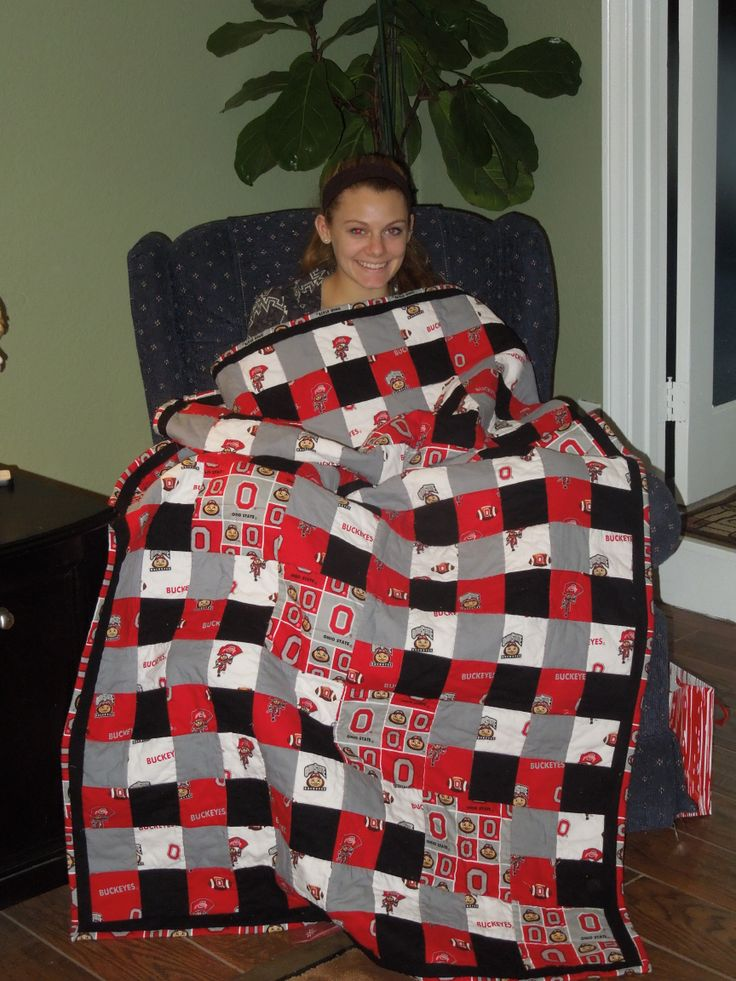 17 Best Images About Ohio State Quilt Ideas On Pinterest