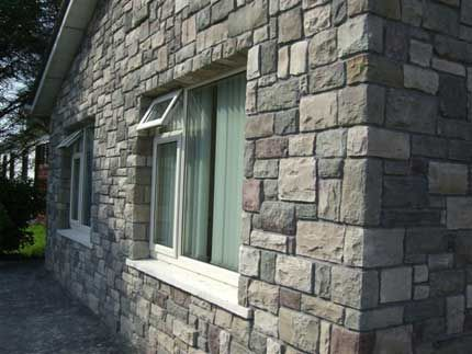 Fernhill Stone - County Monaghan - stone, cladding, clad, stone range, brick Slips, stone facing, stone