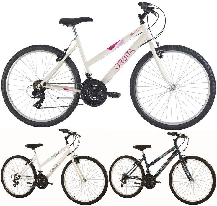 Ebay Angebot 26 ZOLL DAMEN MOUNTAINBIKE 18 GANG ORBITA DAPHNIS DAMENRAD MTB HARDTAIL FAHRRAD: EUR 199,00 Angebotsende: Montag…%#Bike%