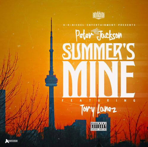 """Peter Jackson (@PeterJackson9) Ft. Tory Lanez (@torylanez)   Summer's Mine [Audio]- http://getmybuzzup.com/wp-content/uploads/2015/03/Peter-Jackson.jpg- http://getmybuzzup.com/peter-jackson-tory-lanez/- Peter Jackson – Summer's Mine Ft. Tory Lanez Peter Jackson returns with this new offering featuring Tory Lanez called """"Summer's Mine.""""Peter Jackson's album 'Since I Was 16' drops on March 31st on iTunes. Enjoy this audio stream"""