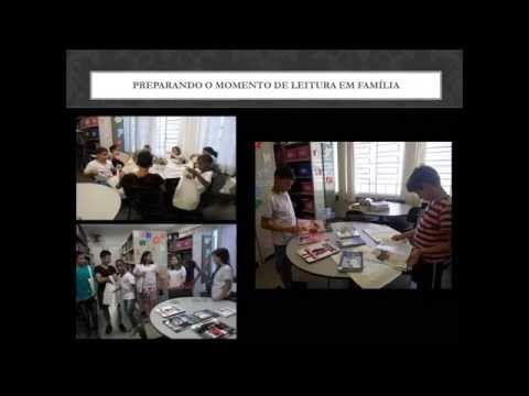 Diretoria de Ensino de Franca – Escola Ângelo Scarabucci – Programa Sala de Leitura – Circuito de Juventude 2015 – Instituto Ayrton Senna