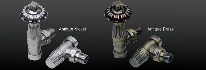 Canterbury thermostatic radiator valves