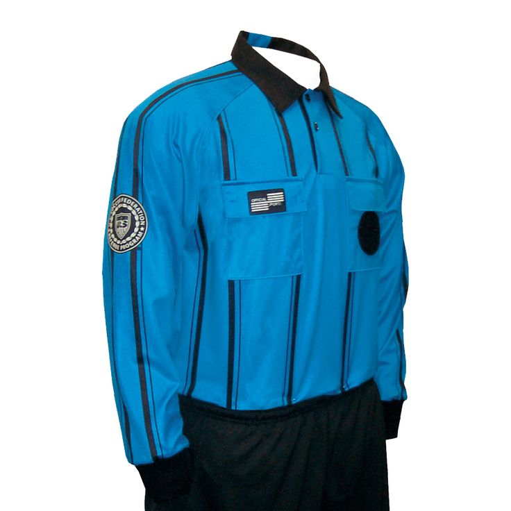 Pro USSF Longsleeve Shirt Soccer Referee Gear