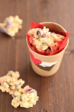 「シリアルチョコ」Sweet Ribbon | お菓子・パンのレシピや作り方【corecle*コレクル】