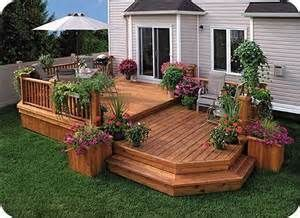 Best 25+ Two level deck ideas on Pinterest | Patio ideas for ...