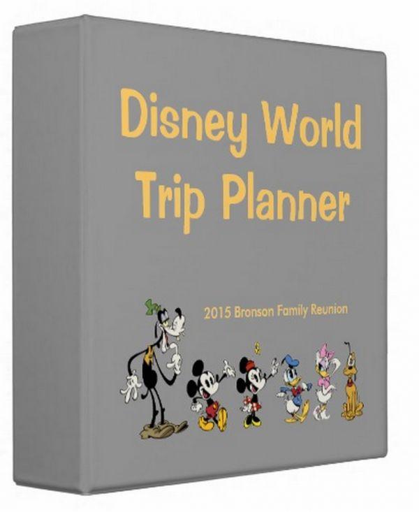 Disney World binder builder   100+ free downloads - Includes downloads for all 4 parks, dining, hotels + more