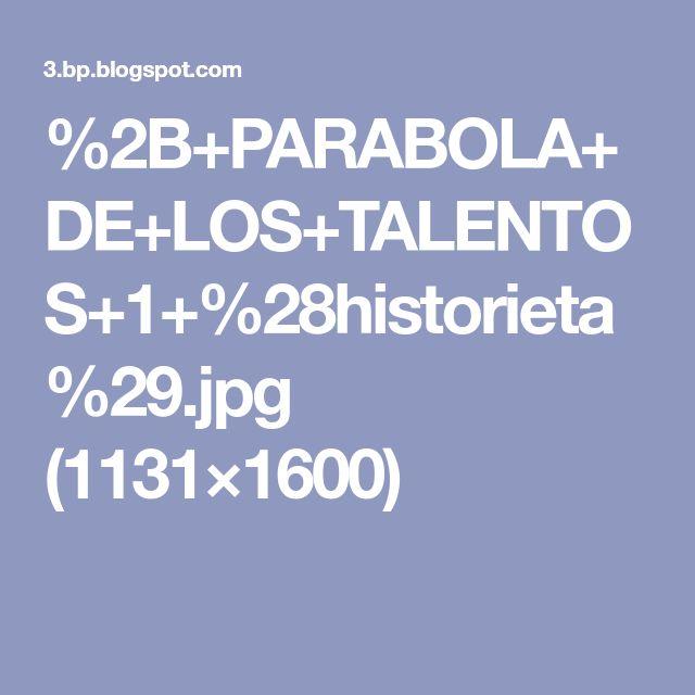 %2B+PARABOLA+DE+LOS+TALENTOS+1+%28historieta%29.jpg (1131×1600)