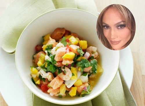 Jennifer Lopez shares her delicious ceviche recipe that will help you lose weight!